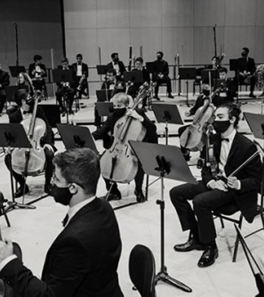 Joven orquesta sinfónica de Castellón