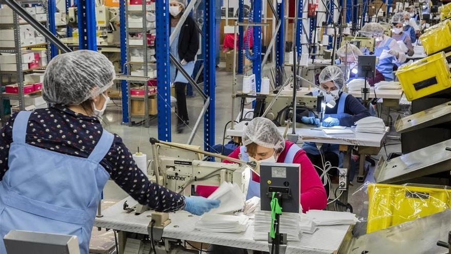 La creación de empresas en Castellón se dispara un 75% en junio