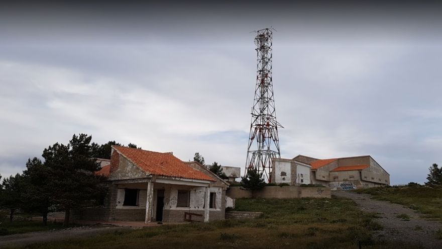 La Guardia Civil aborta una 'rave' en la antigua base militar de El Toro