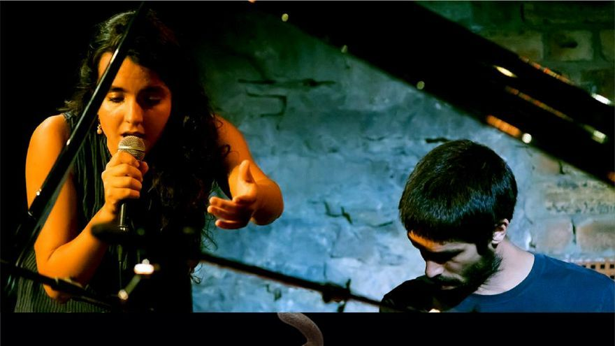 26è Mallorca Jazz Sa Pobla - Julia Colom i Toni Vaquer