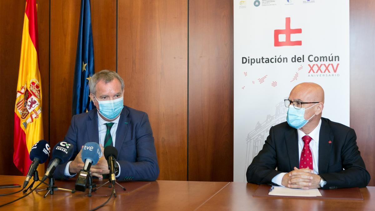 El Gobierno de Canarias aumenta en 4,4 millones las ayudas al alquiler para familias afectadas por la Covid-19