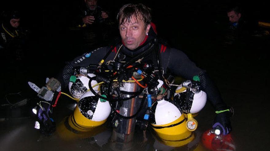 Localitzat amb vida un espeleòleg perdut des de dissabte a Mallorca