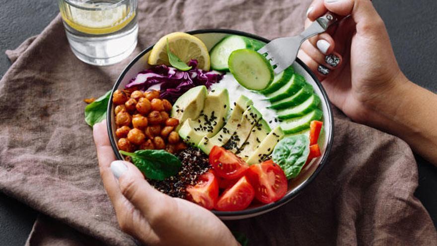 ¿Es sano ser vegano?