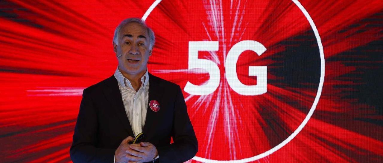 """Coimbra espera que la UE no vete a Huawei: """"Retrasaría muchísimo el despliegue 5G"""""""
