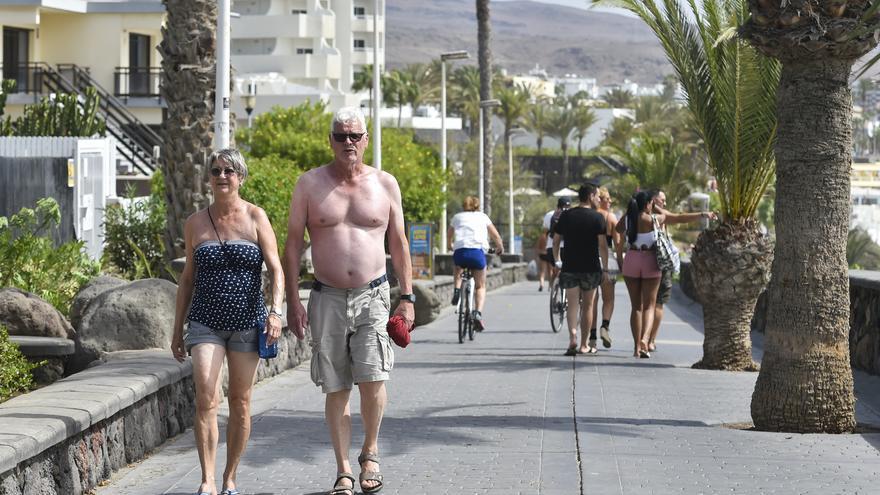 Canarias tiene ya abiertos más del 80% de hoteles en espera del invierno