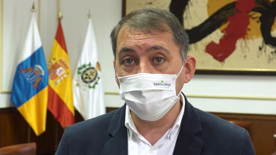 Bermúdez reclama compensaciones para los sectores más perjudicados por las medidas restrictivas anunciadas éste miércoles por el Gobierno de Canarias
