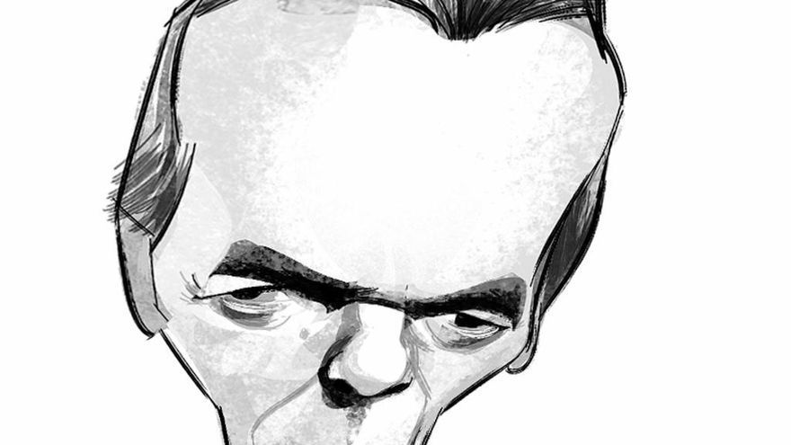 Martin Amis y los ritmos del pensamiento actual