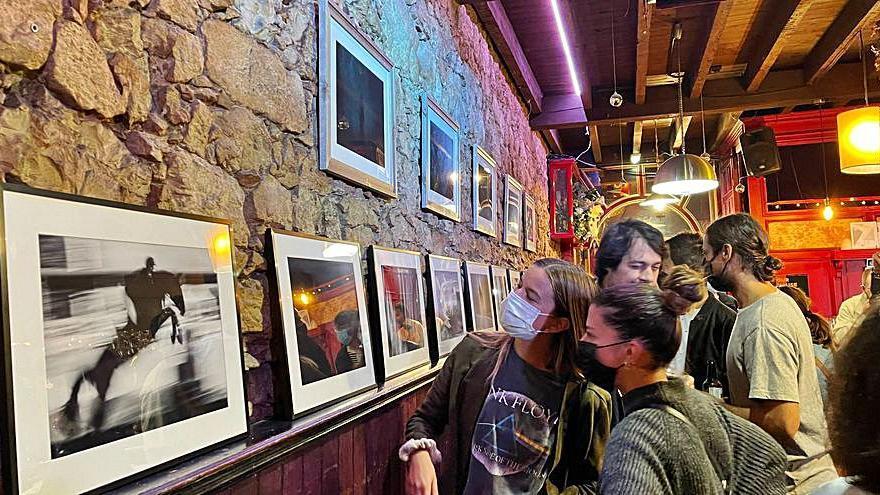 El fotógrafo Julián Rus inaugura su primera exposición individual