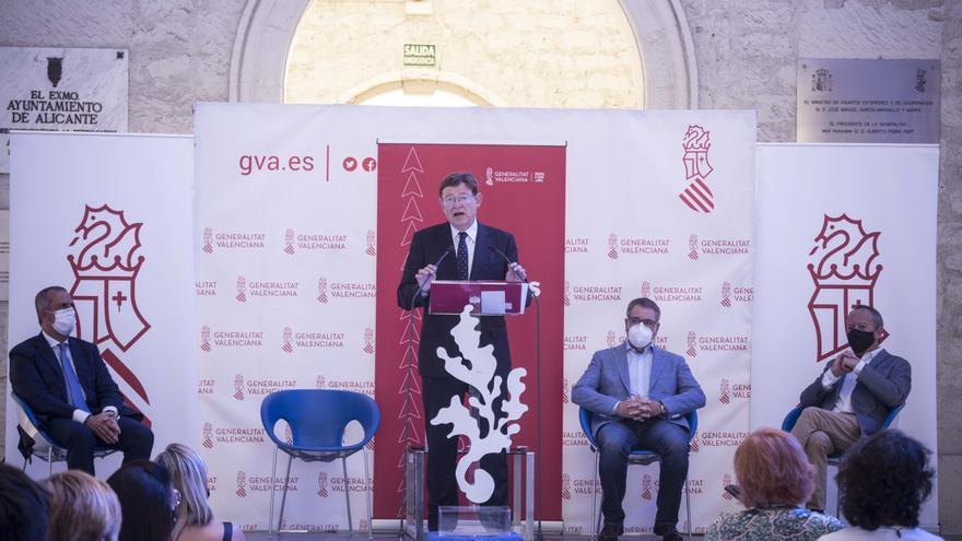 Puig anuncia proyectos por valor de 9.055 millones para superar el covid y reconstruir la provincia