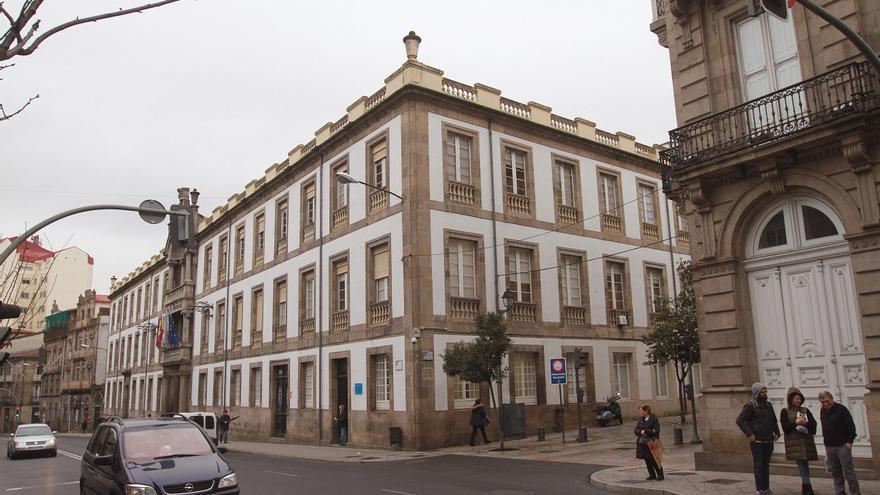 Investigan a la Diputación de Ourense por un presunto caso de prevaricación