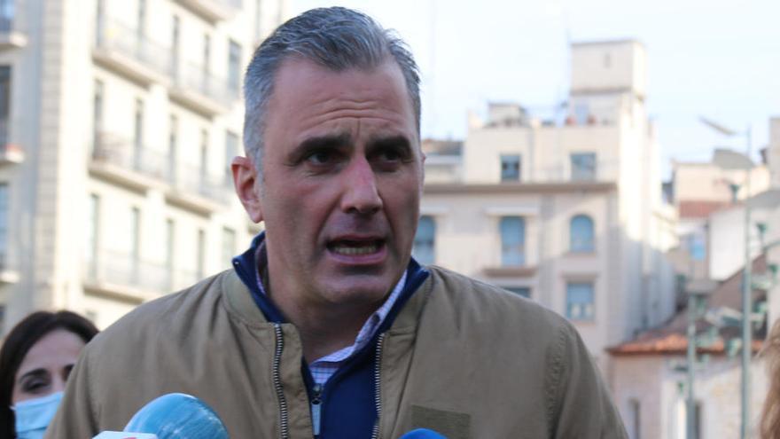 Ortega Smith, en recerca i captura per un robatori a Gibraltar