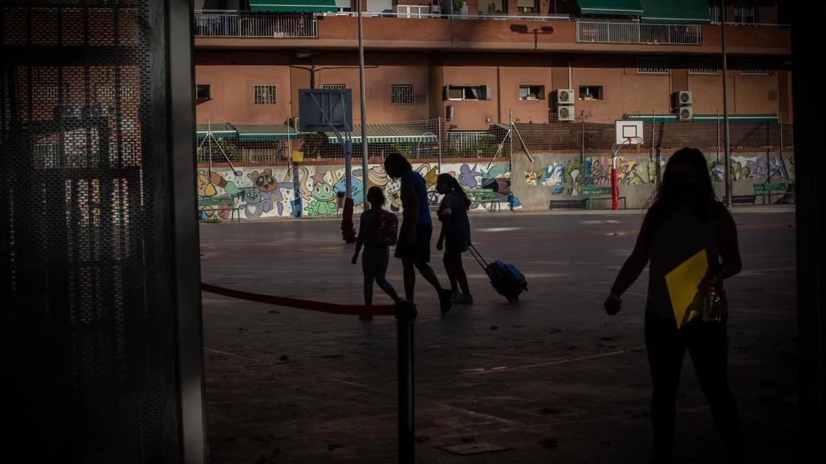 Catalunya comptabilitza 2.910 grups escolars confinats i cap centre educatiu tancat