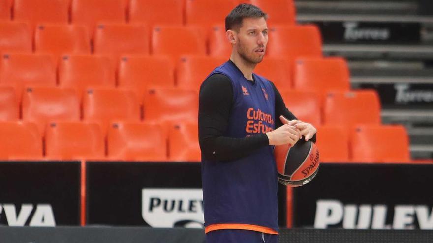 Van Rossom está preparado para jugar  en Kaunas