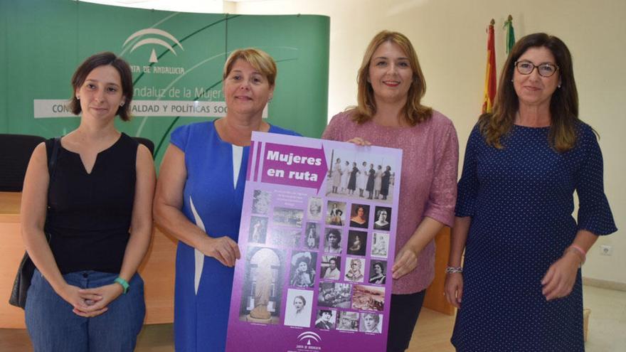 Nuevas rutas de mujeres emblemáticas de Málaga