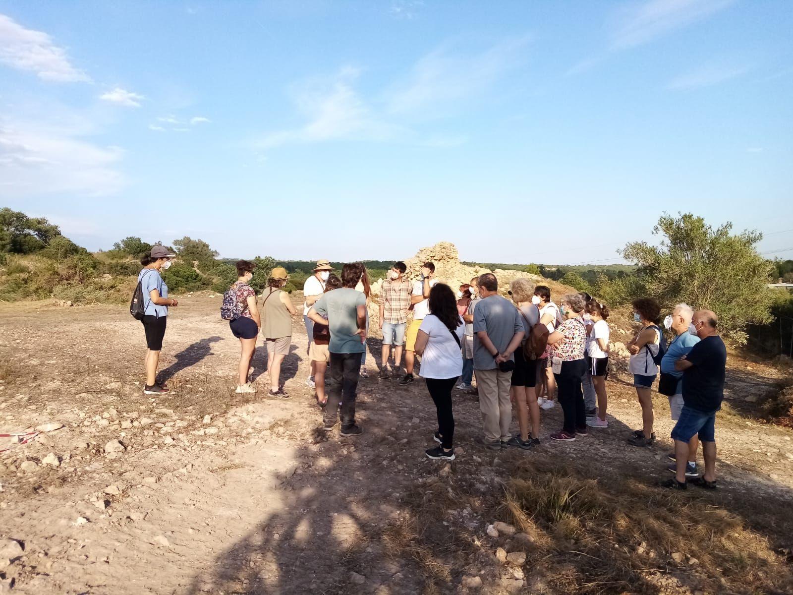 Un equipo de arqueólogos comienza una nueva excavación en València la Vella
