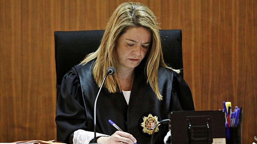 Samantha Romero, ponente del juicio por las oposiciones  de la Policía Local de Palma