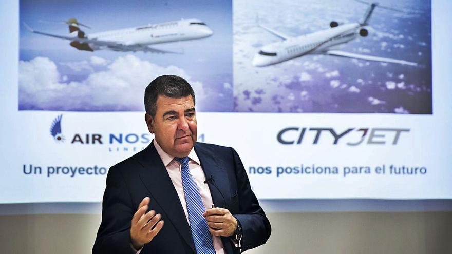 Air Nostrum reduce un 73 % su beneficio por los costes del petróleo