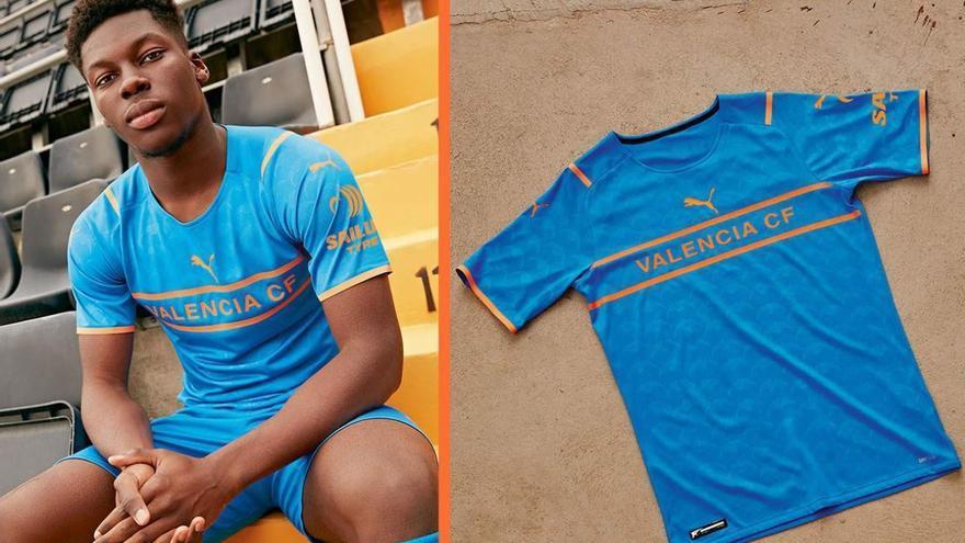 Así avanza la elección del diseño de la camiseta del Valencia para la Copa