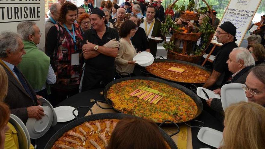 El arroz invade las cocinas de la provincia de Castellón