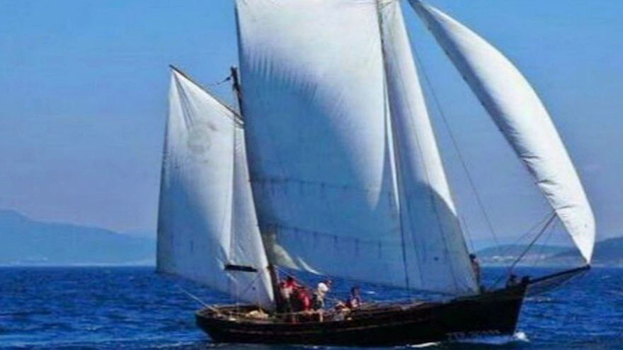 Parten desde Muros las 25 embarcaciones de gran porte que participarán en el Encontro de Moaña