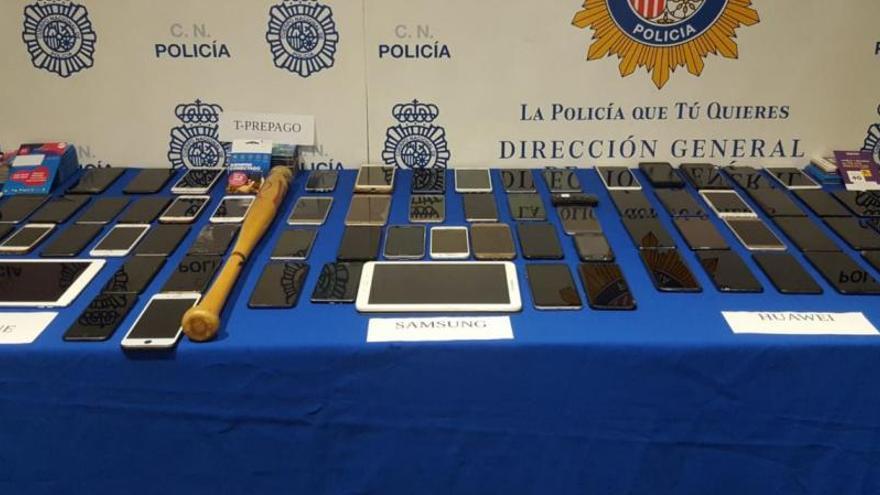 Handy-Hehler an der Playa de Palma geschnappt