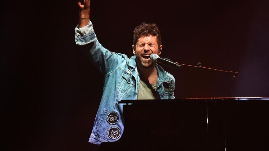 Pablo López dará un concierto en A Coruña