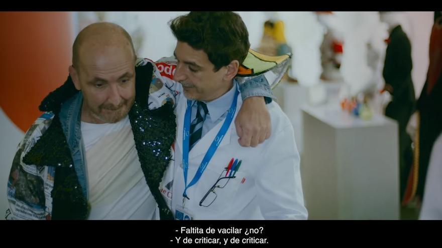 Darío López emociona a los carnavaleros con su último vídeo