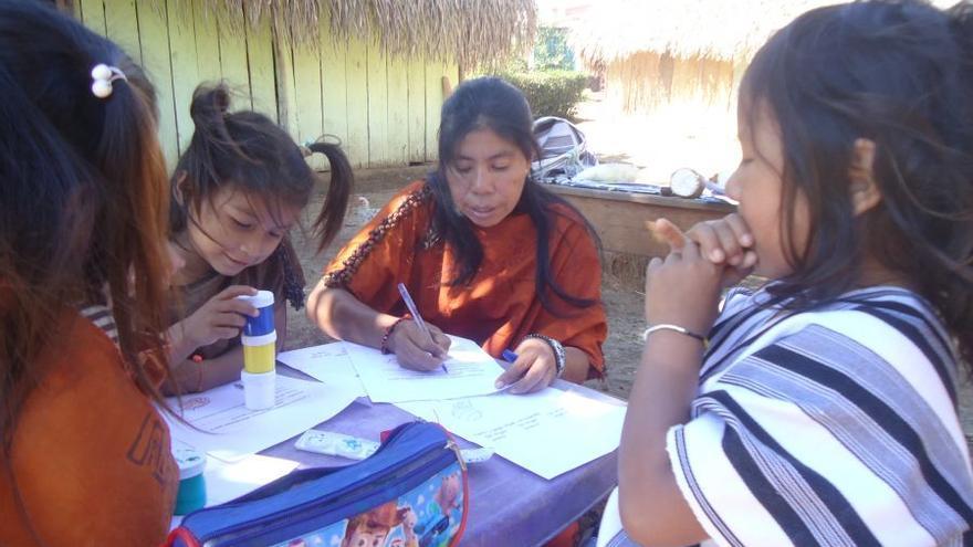 Educación cultural bilingüe en tiempos de pandemia