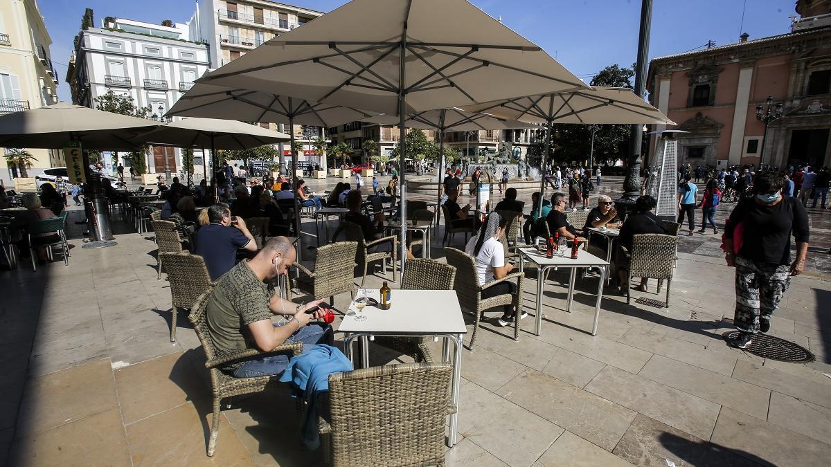 Dónde se originan el mayor número de brotes en la C. Valenciana