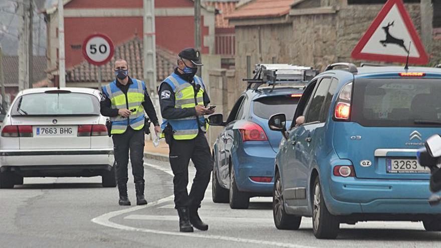 Denuncian a visitantes de Madrid y Las Palmas en Marín