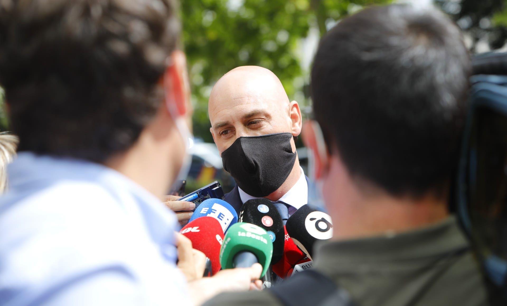 Arranca el juicio contra Rubiales por agredir a una arquitecta en València