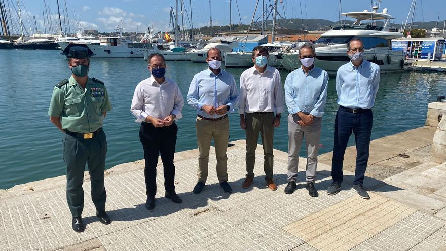 Levantan 62 actas de infracción por actividad irregular en el mar