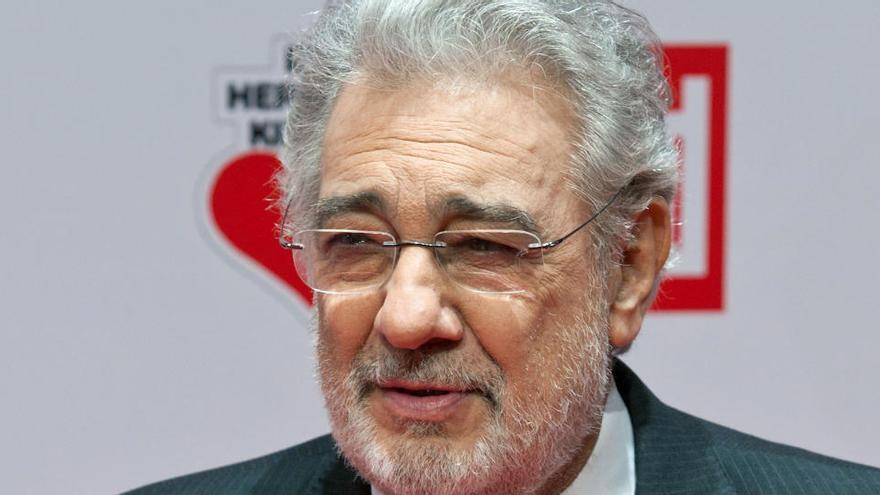 Plácido Domingo recibe el alta hospitalaria tras el Covid-19