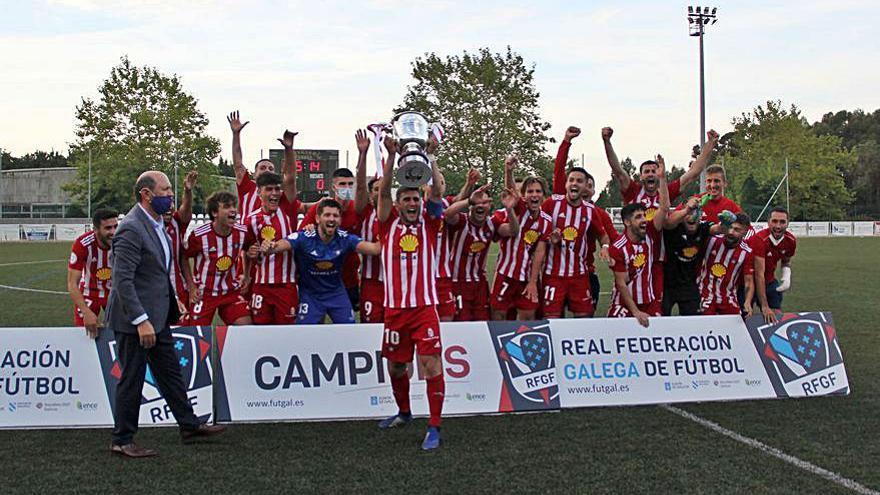 El Alondras se lleva la Copa Federación ante el Somozas