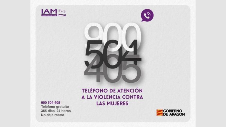 El IAM atendió en 2020 casi 5.000 llamadas de mujeres para ayuda y asesoramiento