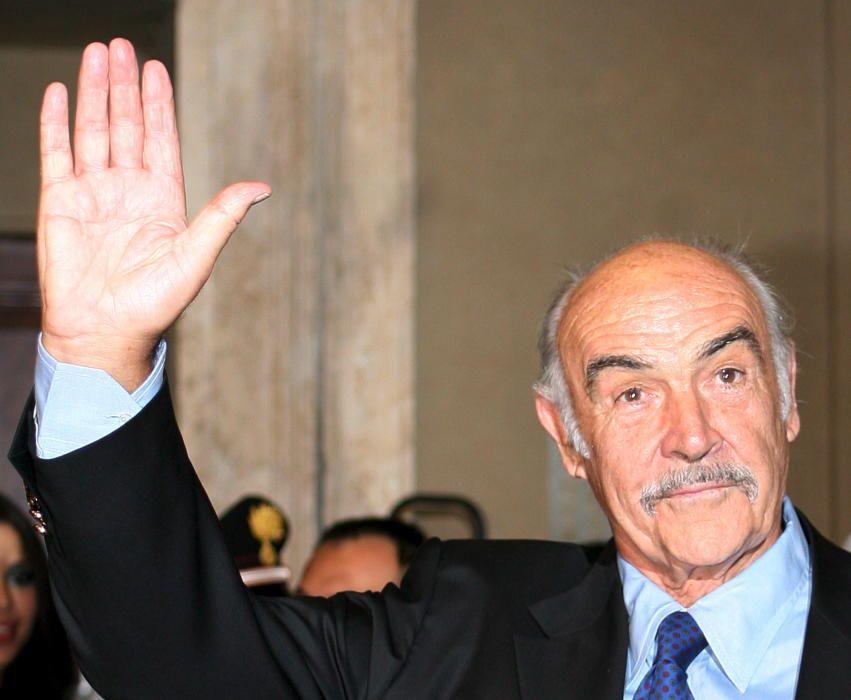 Sean Connery died