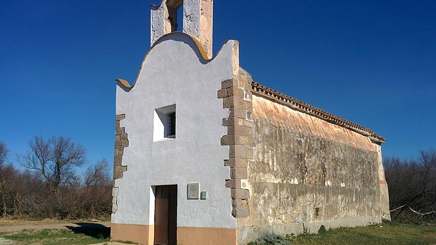 La festa de Sant Joan dels Erms de Castelló se celebra al pati del Palau dels Comtes