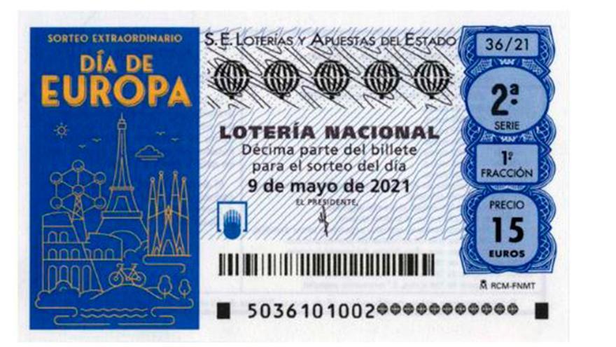 Comprobar resultado del Sorteo Extraordinario de la Lotería Nacional del domingo 9 de mayo de 2021