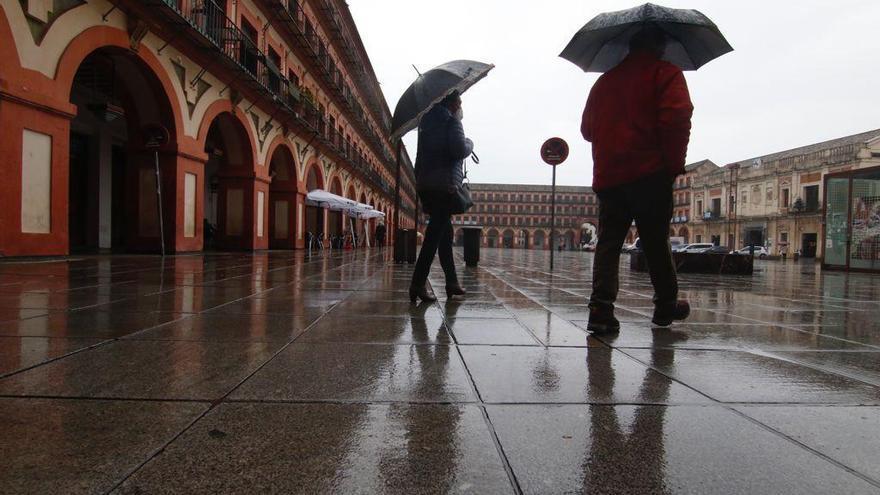 El tiempo en Córdoba: lluvias y temperaturas en descenso