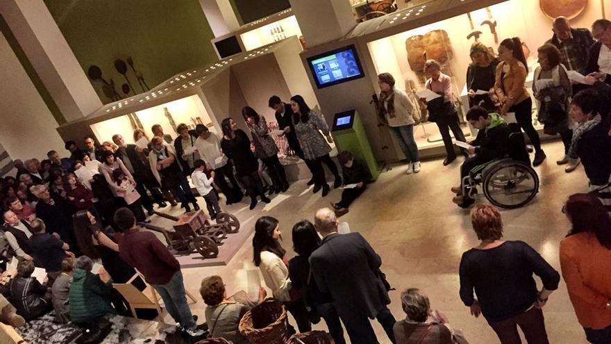 'Tarde de romances' de la tradición oral leonesa, este miércoles en el Museo Etnográfico