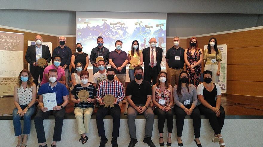 La Fundación Novaterra reconoce la Inclusión Social de 6 empresas de La Ribera