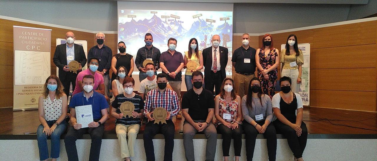 I Encuentro Empresas Responsables Interconectadas en la sede de Alzira
