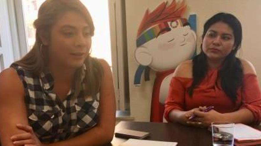 """Bianka Rodríguez: """"Ser transsexual és sinònim de mort a El Salvador, no hi ha cap protecció"""""""