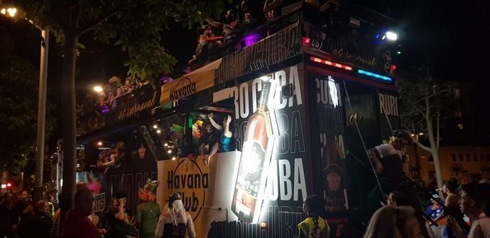 Cabalgata del Carnaval de Las Palmas de Gran Canaria 2020