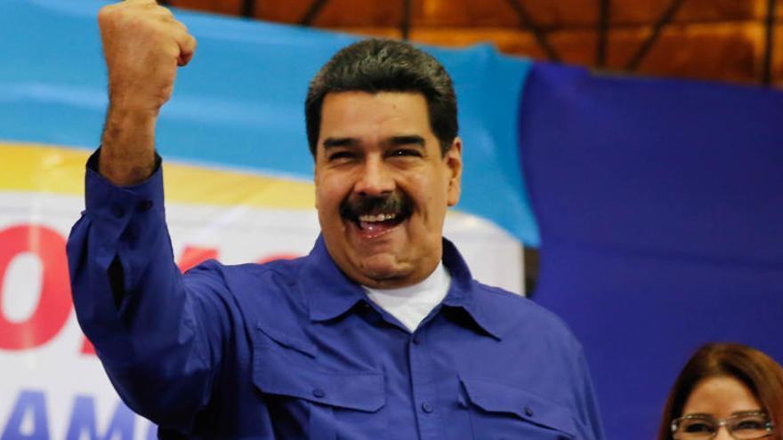 """Maduro califica a Ledezma de """"vampiro"""" tras su huída"""