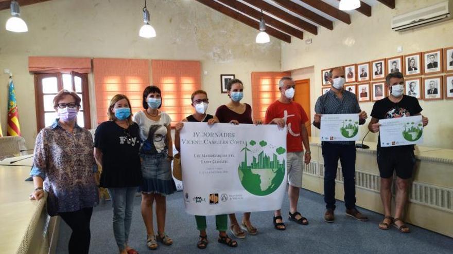 Gata, epicentro de la ciencia en unas jornadas sobre matemáticas y cambio climático