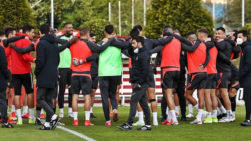 El Sporting entra en el tramo decisivo de la temporada: Una Liga de seis partidos