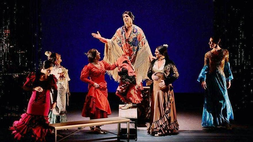 Manuel Liñán celebra el flamenco travestido en '¡Viva!'