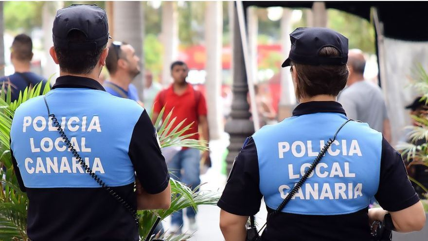 La Policía levanta medio centenar de actas por botellón este fin de semana en Santa Cruz