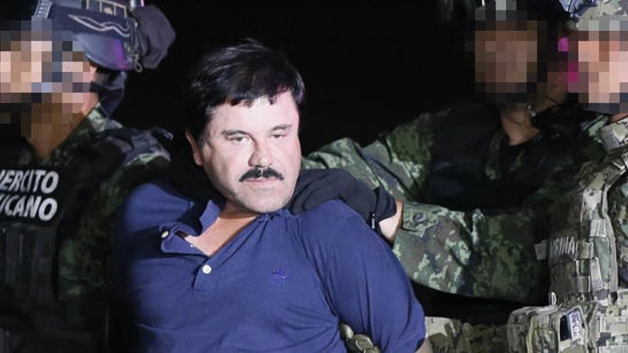 'El Chapo' Guzmán pagó por sexo con niñas, según las pruebas que maneja el juez